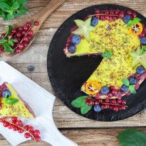 Постные и вегетарианские десерты
